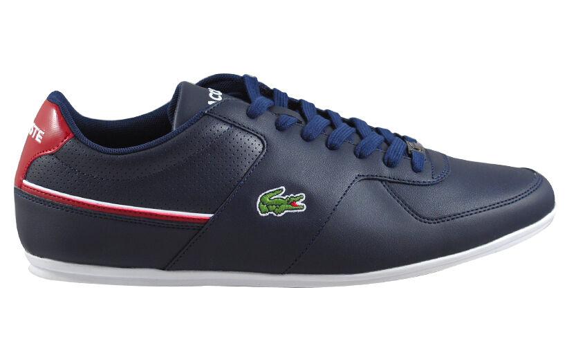 NEU SCHUHE  LACOSTE TALOIRE SPORT SPMHerrenschuhe Sneaker Leder