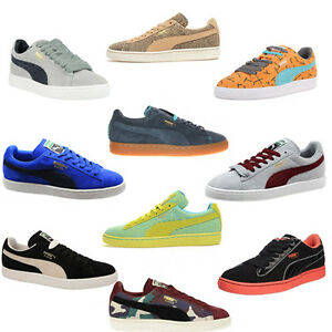 Image is loading Puma-Suede-Classic-Archive-Tropicalia-Crafted-Camo-Lines- aeeb00a54219d