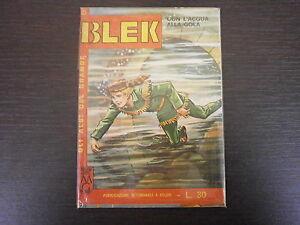 BLEK-LIBRETTO-n-15-ED-DARDO-ALBO-A-FUMETTI-ORIGINALE-1-EDIZIONE-NO-RISTAMPA