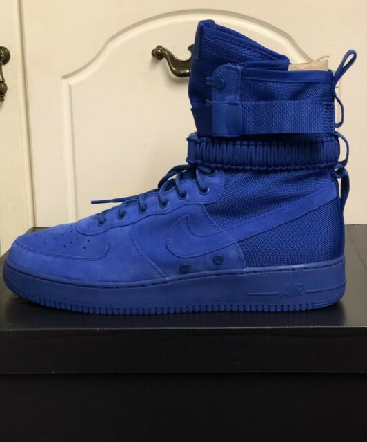 NIKE SF AF1 SPECIAL FIELD AIR FORCE 1 BOOTS TRAINERS SHOES UK 13 EUR 38,5 US 14