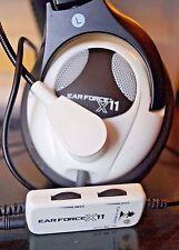 Turtle Beach Ear Force X11 Gaming XBox   Headset  Headphones   EUC