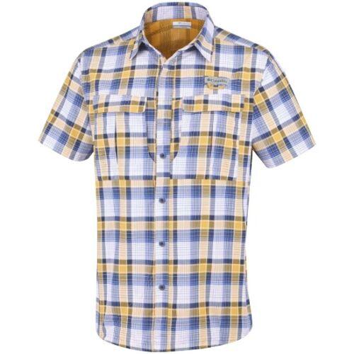 COLUMBIA Cascade Explorer Plaid Shirt 703 1788881 703// Lifestyle Men/'s Clothing