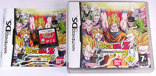 Spiel: DRAGONBALL Z SUPERSONIC WARRIORS 2 für Nintendo DS + Lite + XL + 3DS 2DS