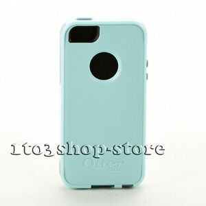 pretty nice e398e 9f13d Bahama Blue - OTTERBOX Commuter Series Case for iPhone 5 5s SE