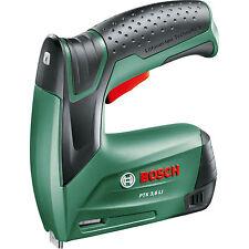 Bosch - PTK 3,6 Li Cordless STAPLE GUN / TACKER 0603968170 3165140601610#X