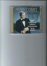 Long Ago & Far Away, Perry Como (CD, Sep-2000, Legacy) POP STANDARDS BY A LEGEND