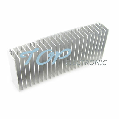 New 60x150x25mm Aluminum Heat Sink for LED and Power IC Transistor