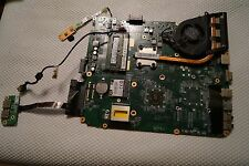 "Scheda madre AMD E-450 da 0 blemb 6E0 per 15.6"" Toshiba Satellite L755d + extra"