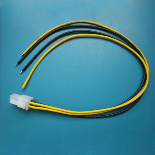 Rockford Fosgate 4Pin Wire Harness AMP Amplifier Speaker High Level Input Plug