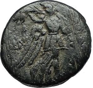 AMISOS-in-PONTUS-105BC-Mithradates-VI-the-Great-GORGON-NIKE-Greek-Coin-i67380