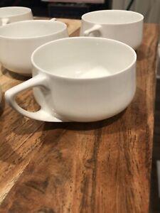 Rosenthal Selb Bavaria Donatello Coffee/Tea Cup Set Of 4 One Price