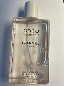 coco chanel Body Oil