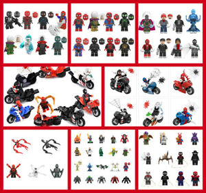 NEW-Marvel-Super-Heroes-Spider-Man-Far-From-Home-Sets-For-Lego-USA-SELLER
