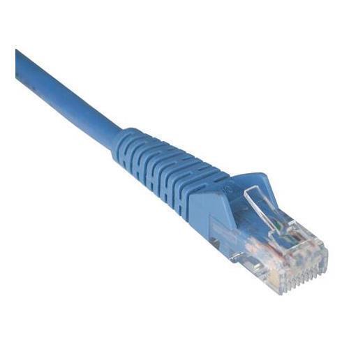 Tripp Lite N201-012-BL Cat6 Gigabit Snagless Molded Patch Cable 12-ft. Blue