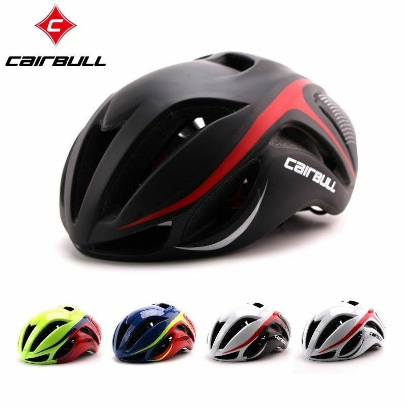 CAIRBULL Cycling Bike Helmet  EPS+PC Cover MTB Road Bicycle Ultralight Molded  amazing colorways