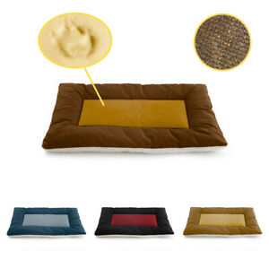 Deluxe-Comfy-Ultra-Soft-Memory-Foam-Orthopedic-Bolster-Padded-Dog-Puppy-Pet-Beds