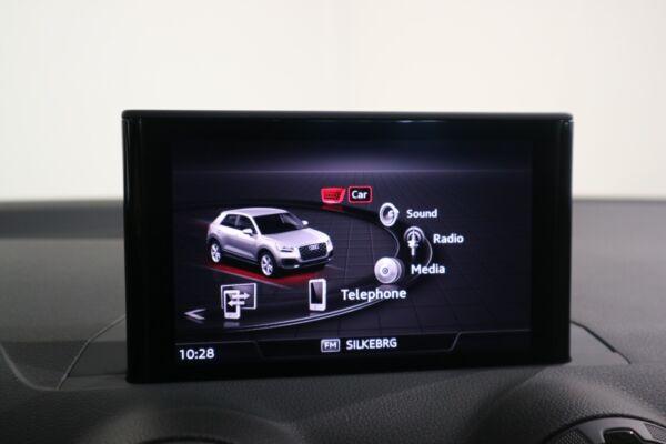 Audi Q2 1,6 TDi 116 Sport S-tr. billede 10