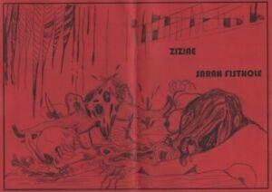 Zine - Zizine par Sarah Fisthole (Paris - France) - Neuf