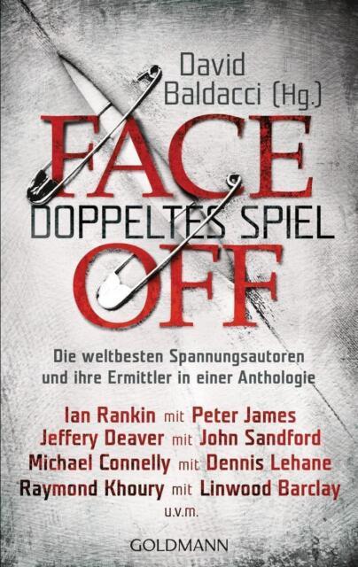 FaceOff - Doppeltes Spiel, UNGELESEN