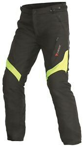 Dainese-Tempest-D-Dry-Hommes-Pantalon-Moto-Impermeable-Touring-Ventile-Thermo
