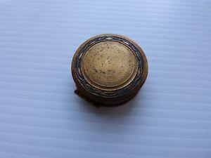Boite à fard  Miniature Parfumerie CHERAMY 1930 ( neuve d' époque )