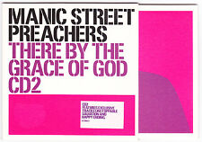 Manic Street Preachers - There By The Grace Of God - Deleted UK CD2
