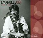 Where Or When [Digipak] by Emanuele Cisi (CD, Nov-2013, MAXJAZZ)