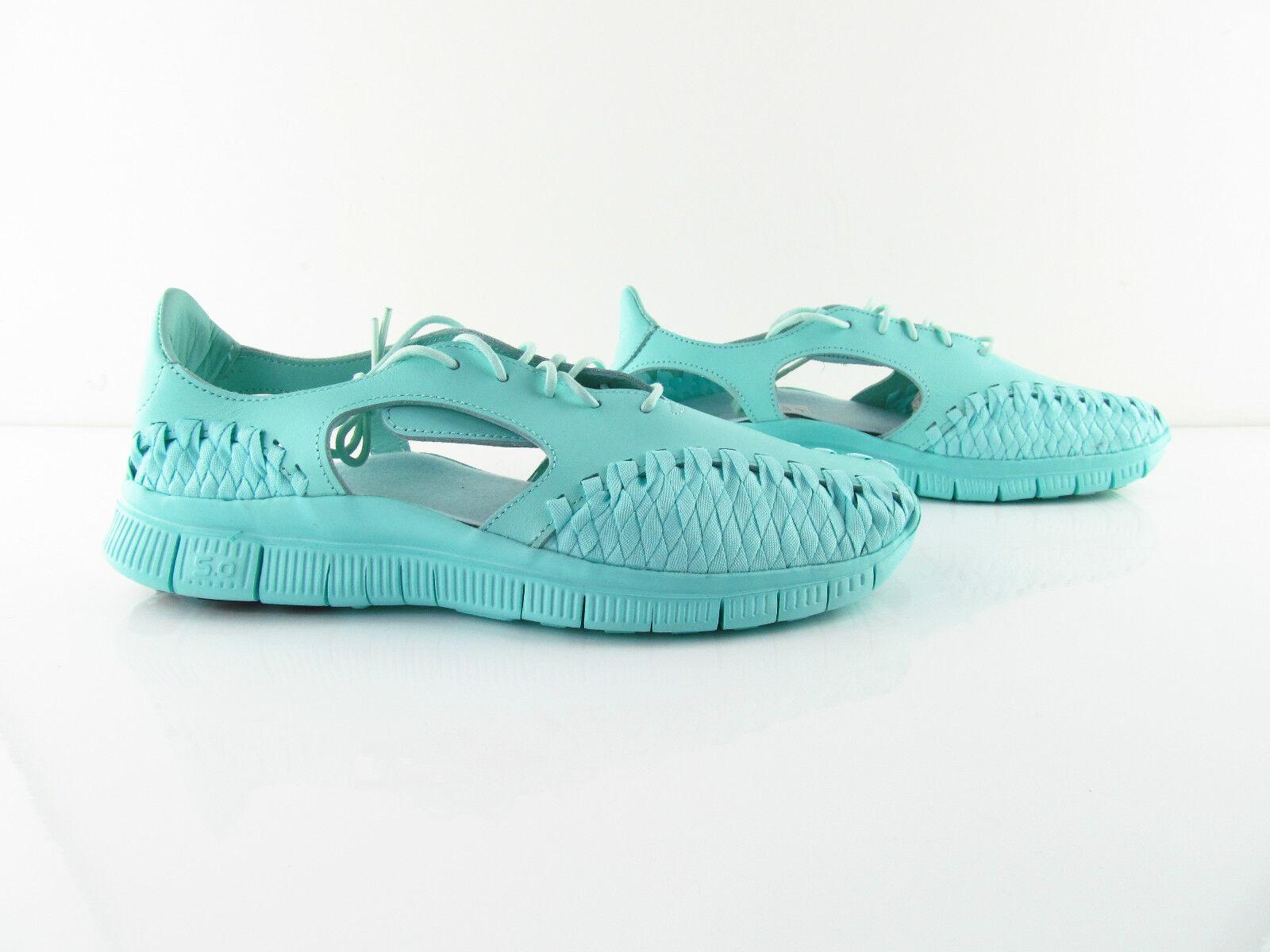 Nike Free Inneva Nikelab Woven wmns Emerald Mint Green New 813069 330