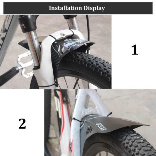 Bicycle Parts Fender Front Rear Mudguard Marsh Guard Road//MTB Bike 1*Mudguard
