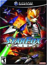 Starfox Assault Nintendo Gamecube
