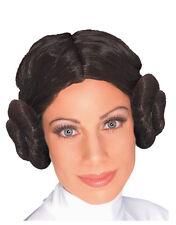 STAR Wars costume accessorio, linea Donna Parrucca Principessa Leila