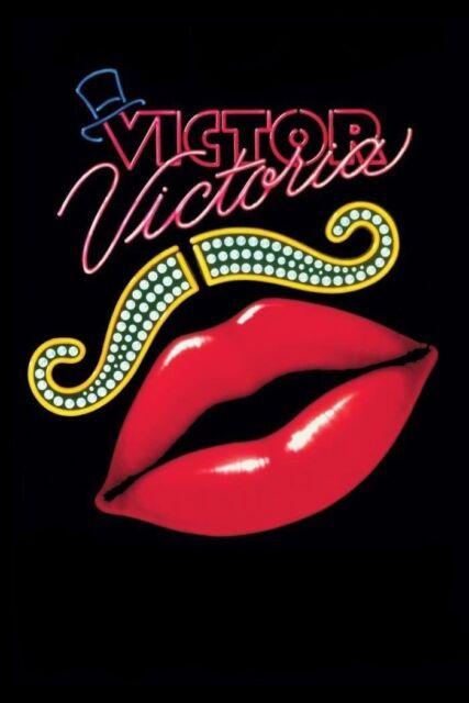 VICTOR  VICTORIA. dvd.