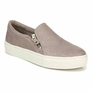 Taupe Women's Slip-on Shoes - Size 7.5W