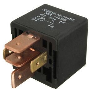 universale rele relay relais 12v 80a amp 5 contatti pin. Black Bedroom Furniture Sets. Home Design Ideas