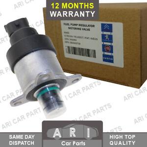 2006-2011 POMPA di Carburante Diesel valvola di controllo di aspirazione per FIAT DUCATO 2.2 D