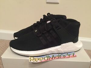 reputable site 942d0 ba52e Image is loading Adidas-EQT-Support-Mid-93-17-Mastermind-Japan-