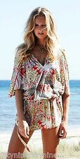 NEW Authentic  MELISSA ODABASH COVER UP /   KAFTAN /   DRESS  ONE SIZE