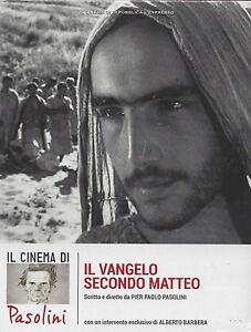 Dvd-IL-VANGELO-SECONDO-MATTEO-di-Pier-Paolo-Pasolini-nuovo-Digipak-1964