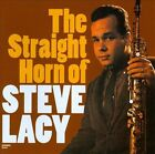 The Straight Horn of Steve Lacy by Steve Lacy (CD, Jan-2011, Solar)