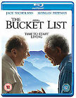 The Bucket List (Blu-ray, 2008)