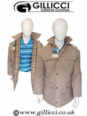 MENS WINTER PADDED CASUAL FORMAL SMART LONG PARKA TRENCH HOODED COAT JACKET