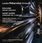 "Poulenc: Organ Concerto; Saint-Sa‰ns: Symphony No. 3 (""Organ"") (CD, Nov-2014, LPO)"