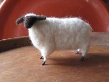 primitive topper stencil sheep and stars wool lamb ewe sitter