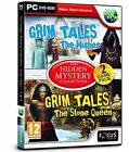Grim Tales 3 & 4 The Hidden Mystery Collectives 2 Game Pack for PC Adventure