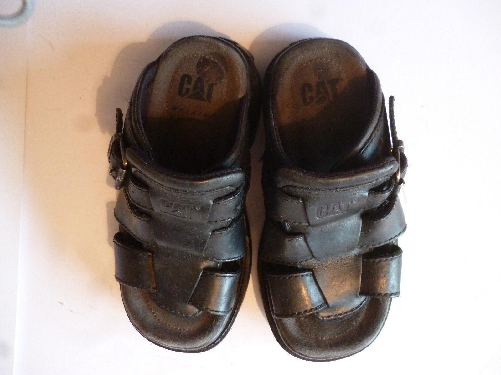 Zapatos para mujer Slip On On On Cat Caterpillar caminar máquinas UK3 ER36 Correas Ajustables  los clientes primero