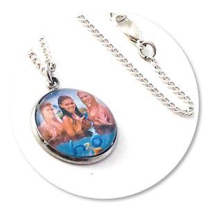 H20 **Just Add Water ** Mermaids pendant necklace H2O (xsku02x)