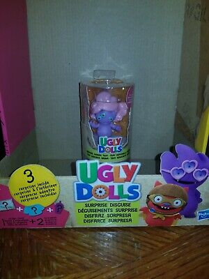 Hasbro Ugly Dolls Mermaid Maiden Tray with 3 Surprises FREE SHIPPING