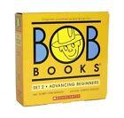 Bob Books Set 2: Advancing Beginners by Bobby Lynn Maslen, John Maslen, Scholastic (Paperback, 2006)