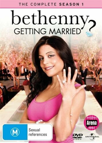 1 of 1 - Bethenny Getting Married? Series Season 1 - New/Sealed DVD Region 4