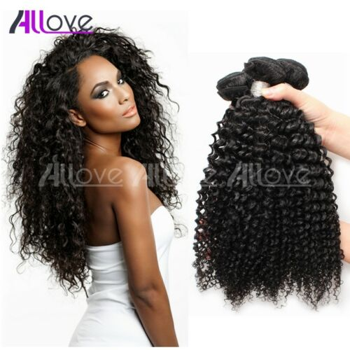 Malaysian Spring Curly Bouncy Curls Virgin Remy Human Hair Extensions 8a Grade 14 16 18